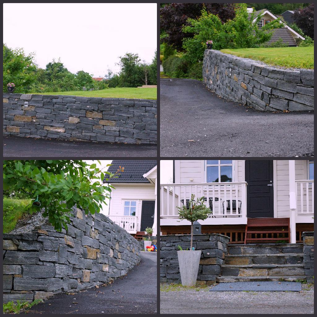 Collage stone